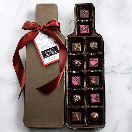 Wine Lovers Assortment by Zoe's Chocolate Co. (5 ounce)
