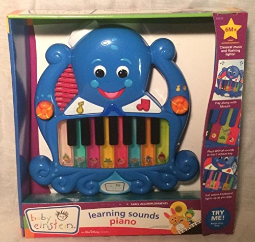 Baby Einstein Octopus Learning Sounds Piano ()