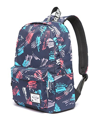 BLACK Canvas and Student splash Bag Girls College Bags School Bag Lightweight Backpack Not School Women Backpack water Travel Style3 for Backpack 0FwRRf