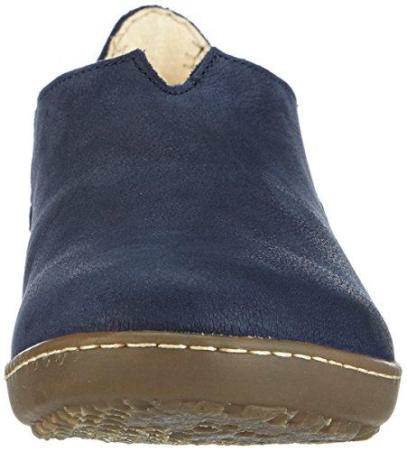 El Naturalista ND80 BEE - Zapatillas de casa de cuero mujer azul - azul (océano)