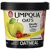 Umpqua Oats 06621 Umpqua Oats Mostly Sunny Oatmeal- 12x2.6 OZ