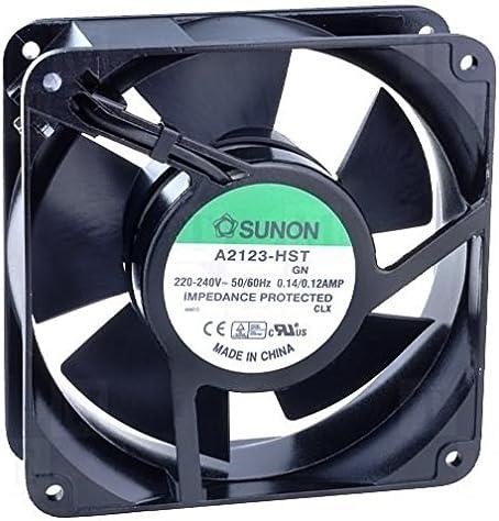 Sunon Ventilador 220V DP200A, 120x120x38mm: Amazon.es: Electrónica