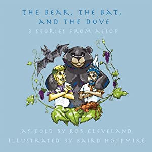 The Bear, the Bat, and the Dove Audiobook