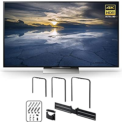Sony XBR-75X940D 75-Inch Class 4K HDR Ultra HD TV w/ SU-WL810 Slim Wall-Mount Bracket Bundle