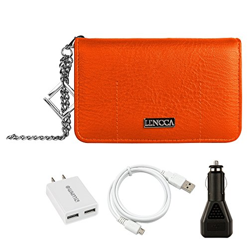 outdoor-indoor-lencca-purse-flip-case-for-smart-phone-id-card-cash-with-slotzippered-pouchremovable-