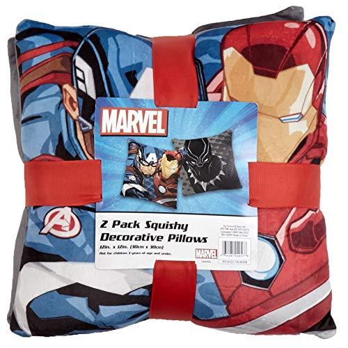 Amazon.com: Jay Franco & Sons Marvel Avengers - Juego de 2 ...
