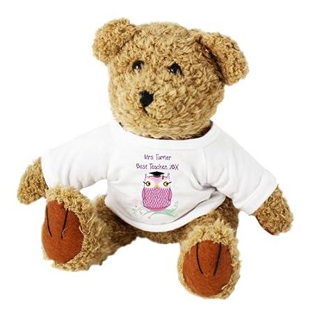Graduation Gift Keepsake Crystal Owl Teddy Bear with Poem Graduation Present Box