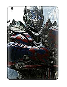 Special Design Back Optimus Prime In Transformers 4 Phone Case Cover For Ipad Air