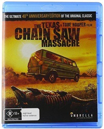 Texas Chainsaw Massacre [Blu-ray]
