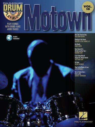 Motown : Drum Play-Along Volume 18