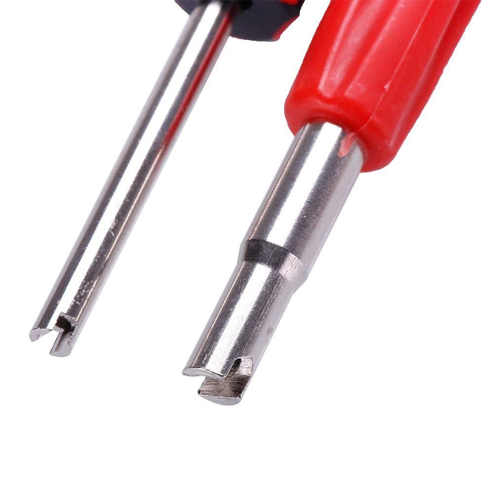 ZHUOTOP Valve Stem Core Remover Tire Repair Tool Portable Long Service Life