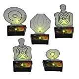 Laser Ammo Interactive Multi Training Targets (5 Pack)