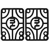 Mini Logo Jeu de 2 riser pads