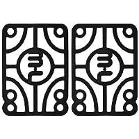 Mini Logo–Juego de 2Alfombrillas Elevadoras