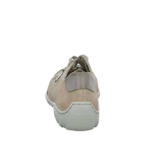 Rieker Damen Schnuerschuhe Schnürhalbschuh Casual M3708 42