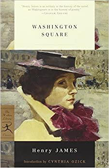 a review of washington square by henry james Washington square is one of henry james's most appealing and popular novels, with the most straightforward plot and style of any of his works.