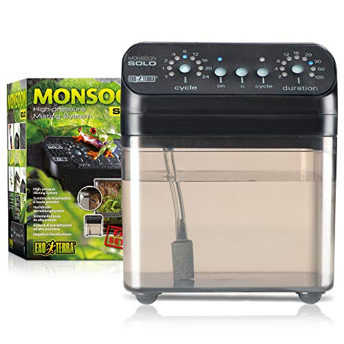 Exo Terra Monsoon Solo System, Automatic Mister for