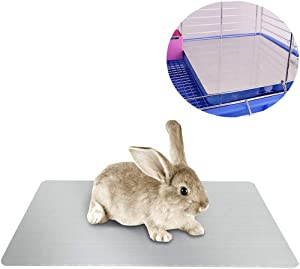 PeSandy Rabbit Cooling Pad, Hamster Cooling Pad Pet Cooling Mat for Rabbit Bunny Hamster Puppy Kitten Guinea Pig & Other Small Pets Stay Cool This Summer - Pet Cool Plate Ice Bed