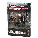 McFarlane Toys The Walking Dead TV Series 4 - Merle & Daryl Dixon Brothers - 2-Figure Pack