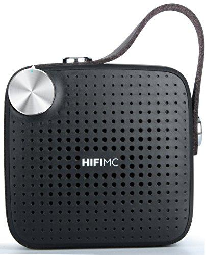 HiFi MC Micro Bluetooth Speaker Modern Portable : Wireless Bluetooth Audio, Amazingly Loud Volume, Prime HiFi Sound, Powerful Bass - Best Bluetooth Sound-Link iPhone Samsung Smartphones &Tablet