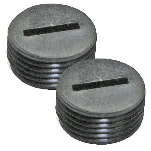 Ridgid 516851001 Pack of 2 Brush Caps