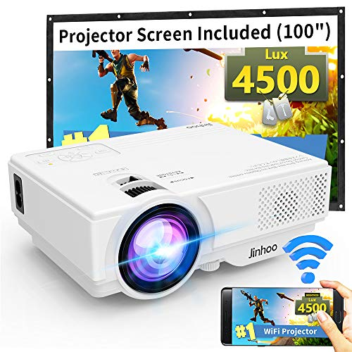 WiFi Mini Projector 2020