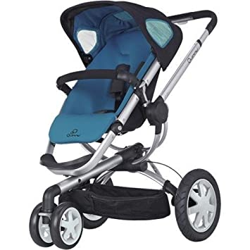 Amazon.com: Quinny Buzz carriola clásico en azul: Baby