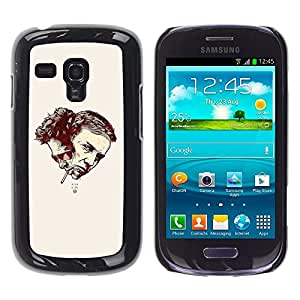 Impact Case Cover with Art Pattern Designs FOR Samsung Galaxy S3 MINI 8190 Raymond & Tyler Fight Betty shop