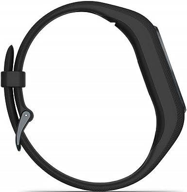 Black//Slate Garmin 010-N1995-00 Refurbished vivosmart 4 Activity Tracker Small//Medium