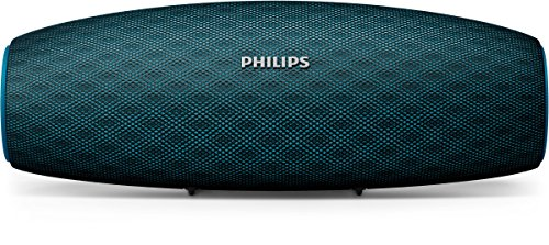 Philips Everplay BT7900A – Altavoz Bluetooth (Potente y portátil de pie, Resistente al Agua, con micrófono, Correa USB…