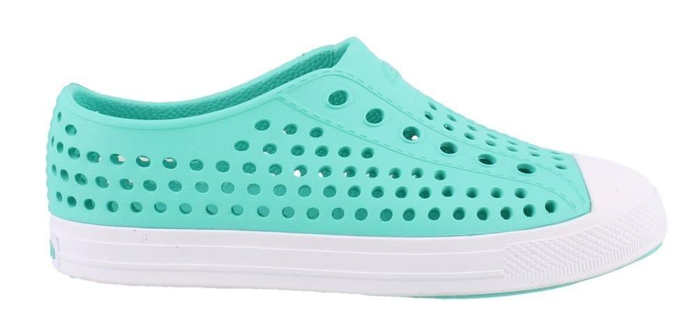 Skechers Girl's, Guzman 2.0 Splash Brights Slip on Shoes Mint 2 M