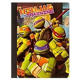 2 Pk, Boys TMNT Teenage Mutant Ninja Turtles Compostion Notebook