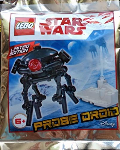 - LEGO Star Wars Episode 4/5/6 - Limited Edition - Probe Droid foil Pack