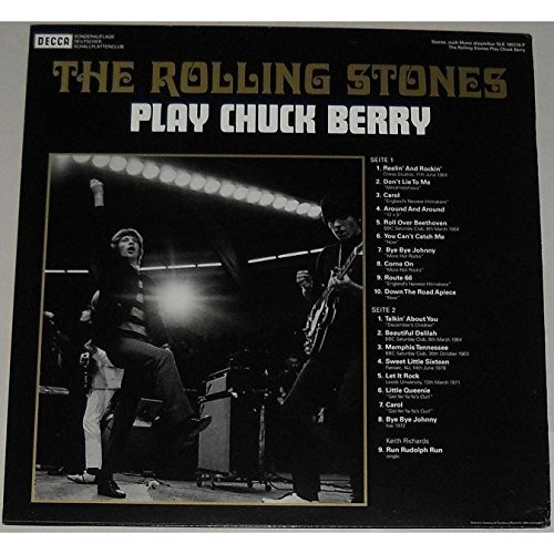 Rolling Stones - Play Chuck Berry - Zortam Music