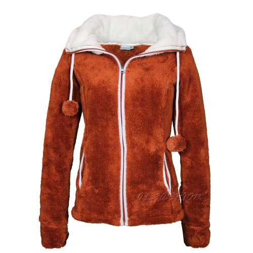 Sublevel - Chaqueta - Manga Larga - para mujer Brown - Middle Brown
