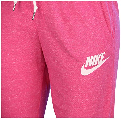 3fa59276ba1a2 Nike Women's Gym Vintage Sport Casual Capris-Pink-Medium - Import It All