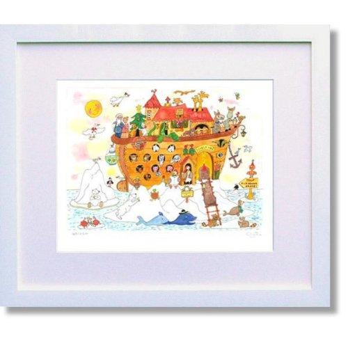 クリーブノアの箱舟(絵画版画) B008EGDKI6
