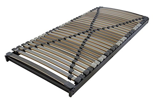 XXXL Lattenrost Perbix 280 kg - Rahmen starr, 140x200 cm