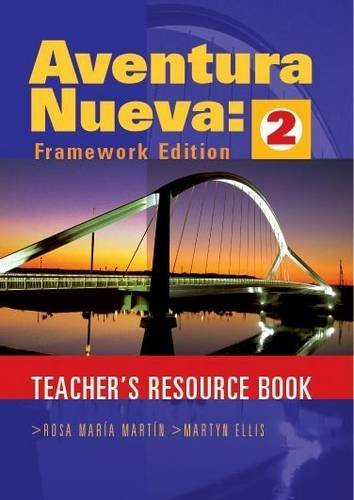 Aventura Nueva: Teacher's Resource Book Bk. 2: Martyn Ellis, Rosa ...