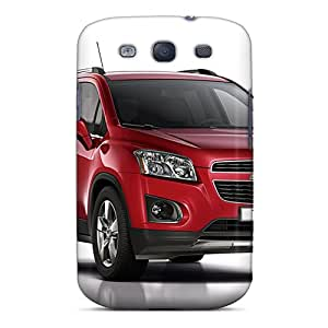 Fashion Ivo11544HFrb Cases Covers For Galaxy S3(red Chevrolet Trax Mini)