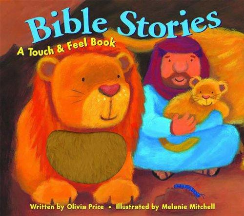 Bible Stories: A Touch & Feel Book pdf epub