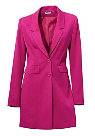Ashley Brokke - Chaqueta de traje - para mujer rosa 36 ...