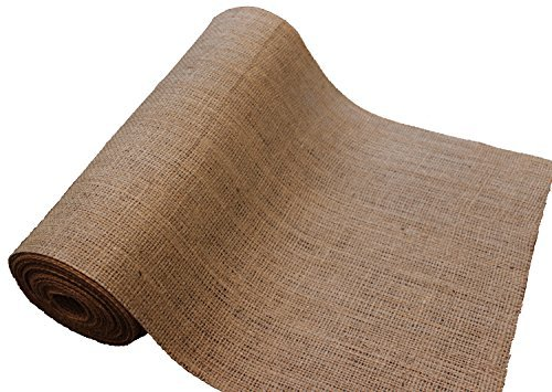 Burlapper Burlap (14 Inch x 10 Yards, Natural) -