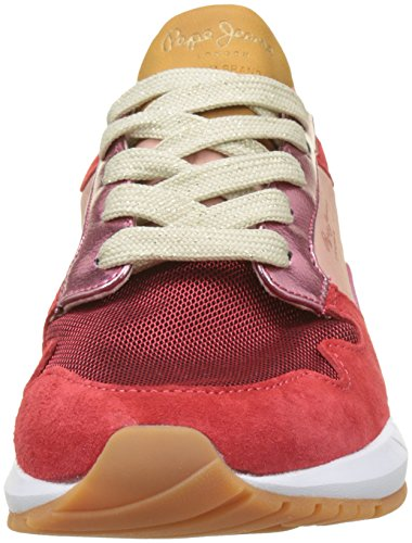 Basses Itaca Foster Femme Pepe Beige Sneakers Jeans OqS77P