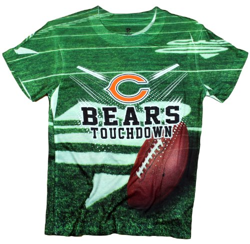 (Outerstuff Chicago Bears TOUCHDOWN NFL Youth T-Shirt [Apparel])