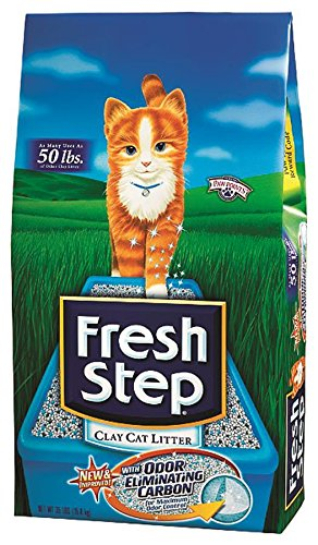 Fresh-Step-02030-Clay-Scented-Cat-Litter-35-Pound