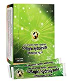 Great Lakes Gelatin, Collagen Hydrolysate, Unflavored Beef Protein, Kosher, Single Serve Packets 20 Ct
