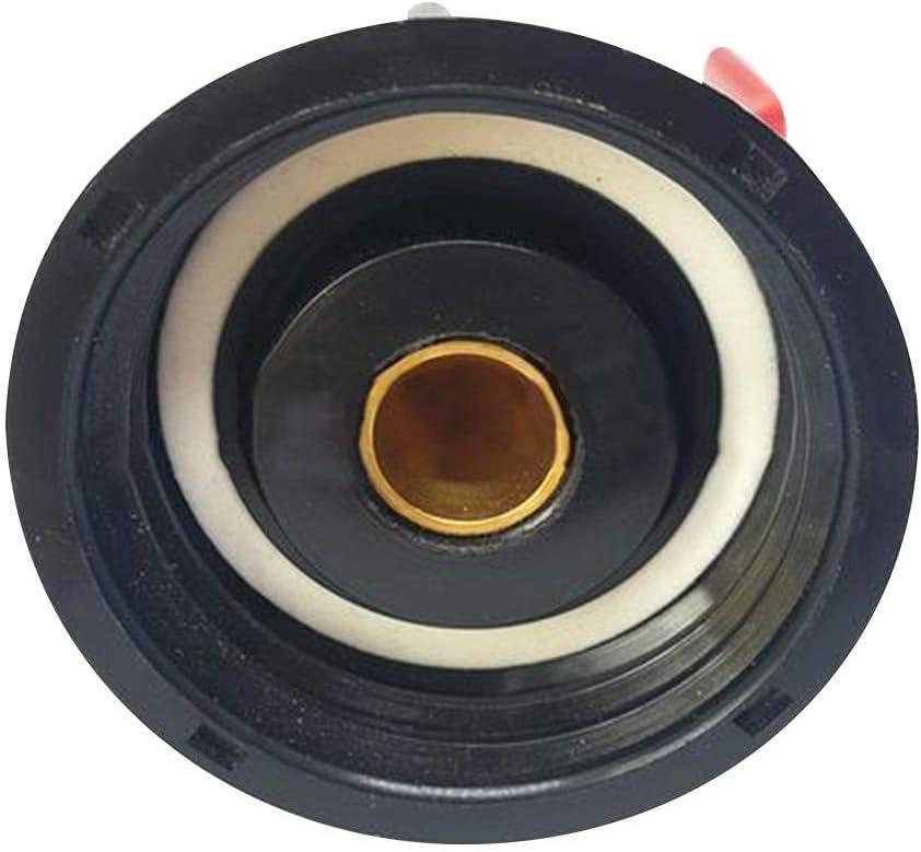 reemplazo de Conector de Manguera de Tanque de Agua de 1//2para Manguera de jard/ín Bestlle Adaptador de Tanque de Grifo IBC