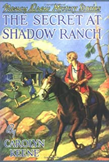 Book Cover: The Secret at Shadow Ranch
