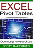 img - for Excel Pivot Tables: Crunch Large Amounts Of Data (Data Analysis With Excel Book 5) book / textbook / text book